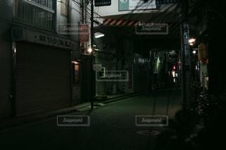 夜の風景の写真・画像素材[967978]