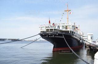 横浜の船の写真・画像素材[967045]