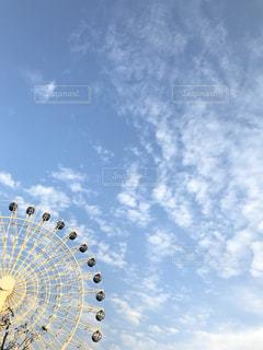 空に咲きたくての写真・画像素材[960217]