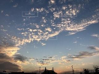 流るる雲。の写真・画像素材[960220]