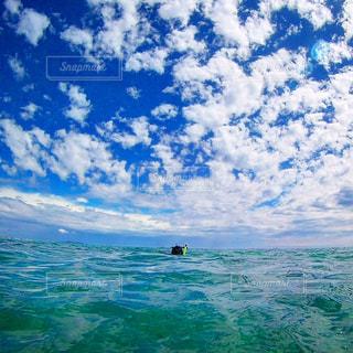 空と海の写真・画像素材[961599]