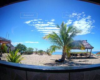 真夏の島の写真・画像素材[961601]