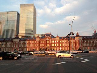 東京駅の写真・画像素材[294803]