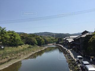 川の写真・画像素材[499747]