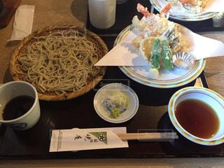 天ぷらそばの写真・画像素材[1116071]