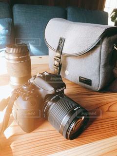 一眼レフカメラの写真・画像素材[969757]