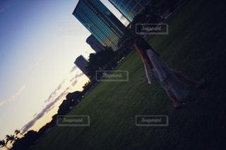 都会のオアシスの写真・画像素材[1236109]