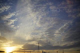 夕日の写真・画像素材[961300]