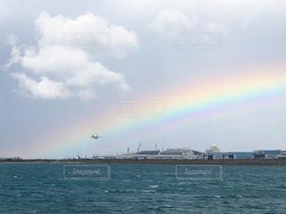 虹の橋の写真・画像素材[961614]