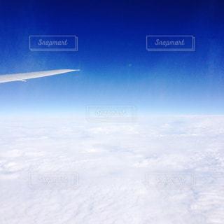 雲上にての写真・画像素材[962502]