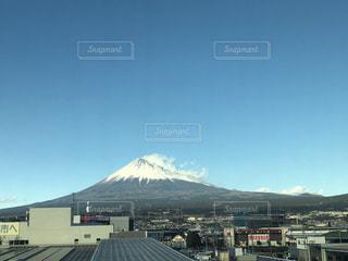 東海新幹線からの富士山 - No.962574
