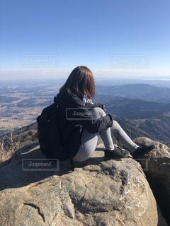 山頂の写真・画像素材[962175]