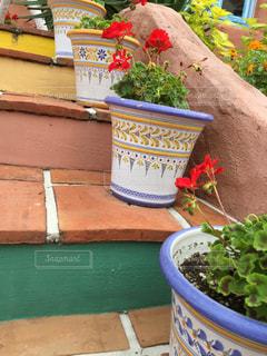 地中海村の写真・画像素材[963303]