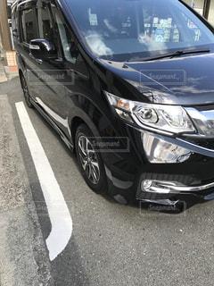 駐車場に駐車の写真・画像素材[963863]