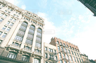 ニューヨークのビルの写真・画像素材[1517165]
