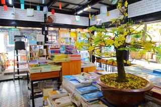 ベトナムの本屋さんの写真・画像素材[1581929]