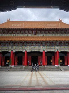 台湾の兵隊交代式の写真・画像素材[2498309]