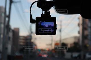 ドライブレコーダーの写真・画像素材[2499966]