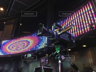 ライブハウスのビデオカメラの写真・画像素材[965397]