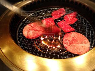焼肉の風景の写真・画像素材[1105900]