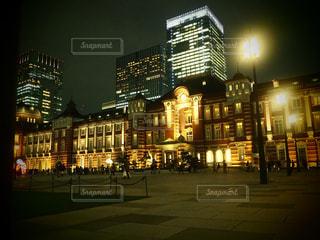 東京駅の写真・画像素材[3198505]
