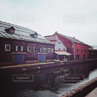 【北海道の旅写真】小樽運河⚓︎の写真・画像素材[993723]