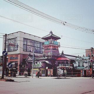 【北海道の旅写真】小樽の交差点⚓︎ - No.993848