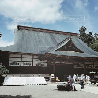 【秋田山形の旅写真】中尊寺🙏🏼✨の写真・画像素材[1149242]