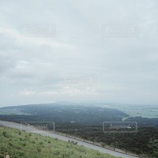 【秋田山形の旅写真】寒風山⛰の写真・画像素材[1193691]