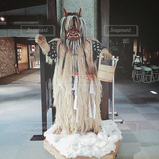 【秋田山形の旅写真】なまはげ館👹の写真・画像素材[1203782]