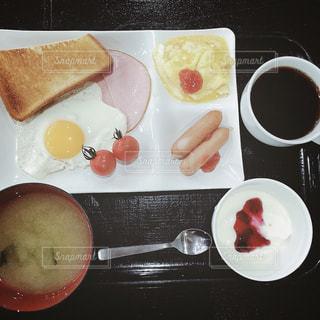 【秋田山形の旅写真】朝食ビュッフェ🍽🌞の写真・画像素材[1299852]