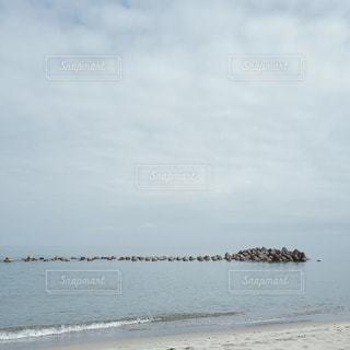【秋田山形の旅写真】湯野浜ビーチコ𓇼の写真・画像素材[1299892]