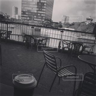 今と昔と一杯の珈琲の写真・画像素材[965989]