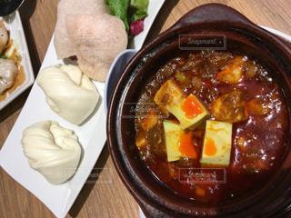 麻婆豆腐の写真・画像素材[969825]