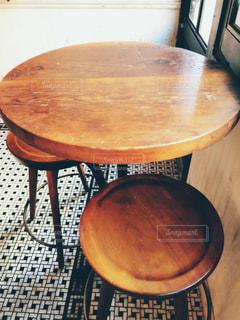 椅子と机。の写真・画像素材[966693]