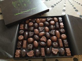 プレゼントのチョコレート - No.977637