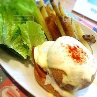 朝食の写真・画像素材[107617]