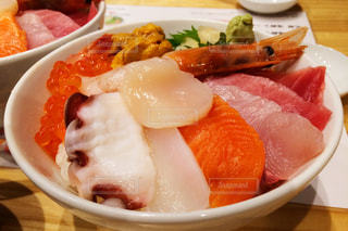 海鮮丼の写真・画像素材[968794]