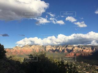 アメリカアリゾナ州セドナの写真・画像素材[1098872]