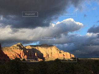 アメリカアリゾナ州セドナの写真・画像素材[1099457]
