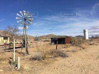 アメリカアリゾナ州ハックベリーの写真・画像素材[1114002]