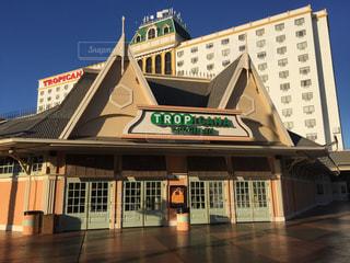 アメリカネバダ州ラフリン トロピカーナラフリンホテルの写真・画像素材[1114044]