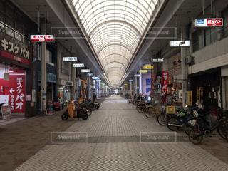 今治銀座商店街の写真・画像素材[3097827]