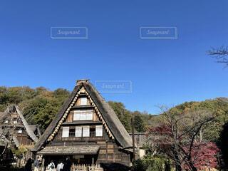日本昔話の家の写真・画像素材[3927987]
