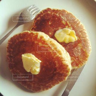 パンケーキの写真・画像素材[1078302]