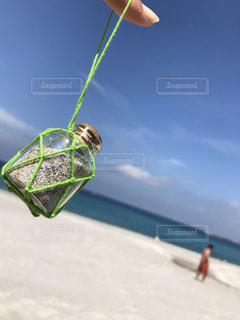 白い砂の写真・画像素材[968300]