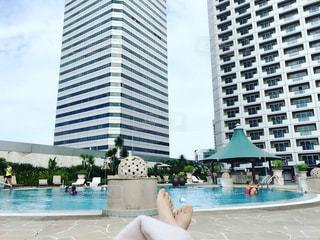 シンガポールプールの写真・画像素材[968586]