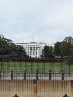 ホワイトハウスの写真・画像素材[969385]