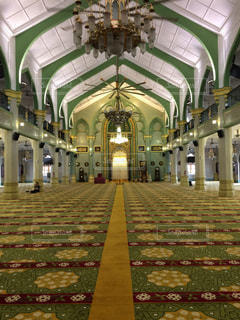 シンガポール、アラブストリートのモスクの写真・画像素材[990364]