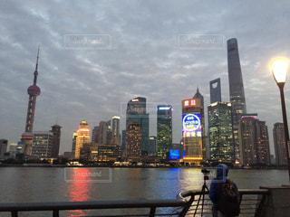 上海、外灘の景色 - No.991096